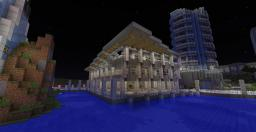 Vancouver Convention Centre Minecraft Map & Project