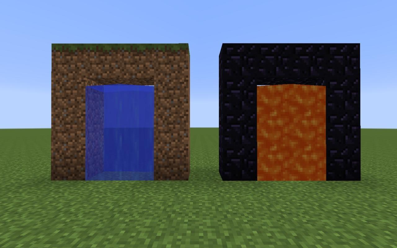 1 7 9] [Bukkit] Portals Minecraft Mod
