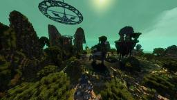 2nd Plot Build for Mithrintia, 150x150, The Ruins of Exodus Minecraft Map & Project