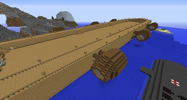 Construction Minecraft