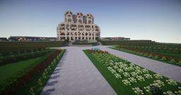 Botanical Garden of Curitiba Minecraft Map & Project