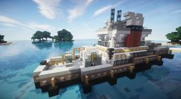 Tugboat/Schlepper Minecraft
