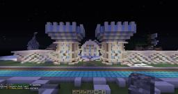 Snowy Build Minecraft Map & Project