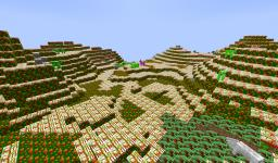 MC on uhh, well.. Trippin' Texture Pack! Minecraft Texture Pack