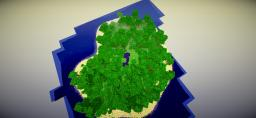 Tropical Survivial Minecraft Map & Project