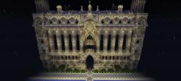 Huge Government House Minecraft Map & Project