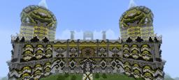 Egypt Temple Minecraft Map & Project