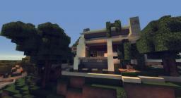 Nula | Beautiful Modern Home | Minecraft Map & Project
