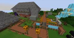 MUST JOIN SERVER-Craft Topia Server review Minecraft Blog Post