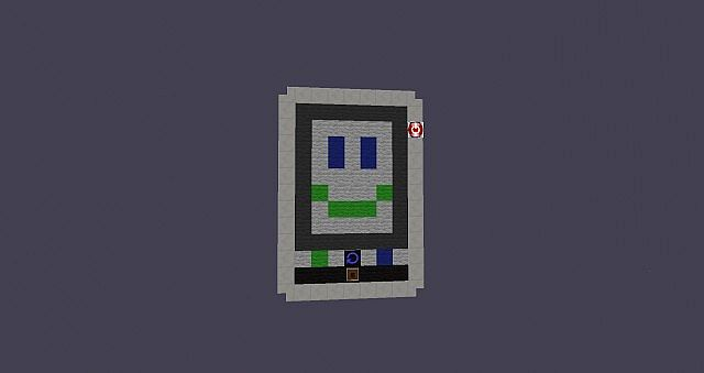 Functional Iphone In Vanilla Minecraft Minecraft Project