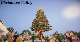 Christmas Valley - Oversized sequoia Minecraft