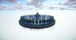 Hub Spawn | Free Download | 4 Portals | Random Circle Minecraft Map & Project