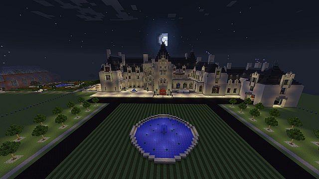 Biltmore Estate Minecraft Project