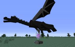 How I can have an EnderDragon as a pet? Minecraft Blog Post