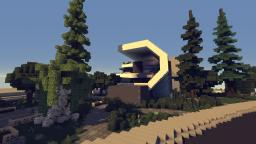 Mammoth Fitness Minecraft Map & Project