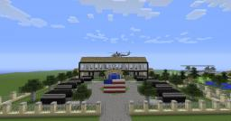HellFIre: Small Town Minecraft Map & Project