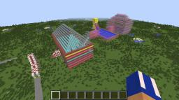 Disney Princess Castle Minecraft Map & Project