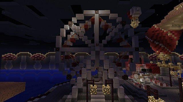 Moosh Theme Park Minecraft Project  Moosh Theme Par...