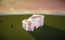 """""""Gapos"""" A Second Modern Build By MonsterTech Minecraft Map & Project"""