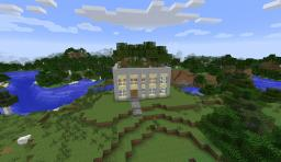 Rooftop Garden Caf'e Minecraft Map & Project