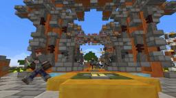 SkyHive Map Minecraft Map & Project