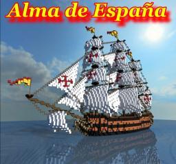 Spanish Man o' War: Alma de España Minecraft