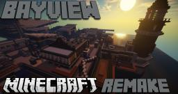 "Minecraft: ""Bayview"" Call of Duty: Ghosts Multiplayer Map Remake"