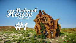 Minecraft Medieval House [DOWNLOAD] Minecraft Project