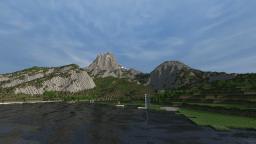 -Benqué- Custom Terrain Minecraft Project