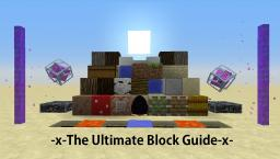 The Ultimate Block Guide | 35+ Blocks | Sub Special ♥ Minecraft