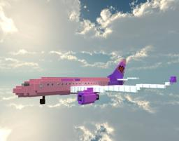 Boeing 737 - 15 subscriber appreciation Minecraft Project