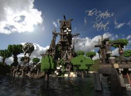 The Captain's Retreat - A Steampunk Build - Ninaman - [DOWNLOAD] Minecraft Map & Project