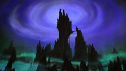 Maleficent's Castle, le château de Maléfique. Minecraft Map & Project
