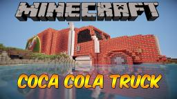 TNT COCA COLA TRUCK Minecraft Map & Project