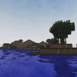 The rotten land Minecraft Map & Project