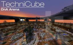 Team DnA PvP Arena (Team Docm77 and AnderZEL) Minecraft Map & Project