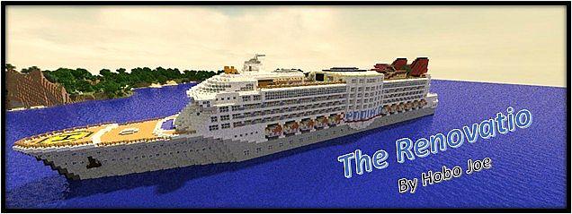The Renovatio - Luxury Cruise Ship [FULL INTERIOR ...