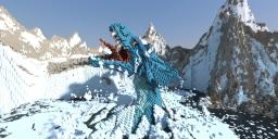 An Abandoned Project - Ice Serpant Minecraft