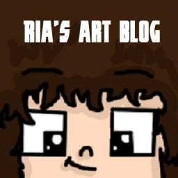 Ria's art blog! (Oh boy o.o) Minecraft Blog Post
