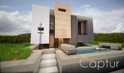 Captur - Compact Modern Minecraft Map & Project