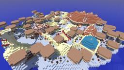 Ald-Varvur (Redoran Island) Minecraft Map & Project