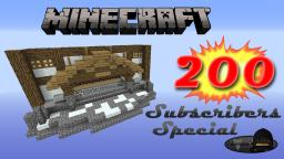 W0lfD3X - 200 Subs Special Minecraft Map & Project