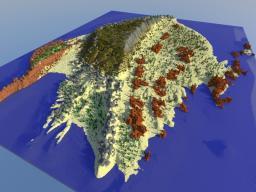 Pahroc   Desert Island Minecraft Map & Project