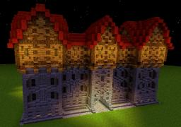 Fenwar Castle Minecraft Map & Project