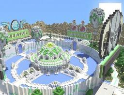 green Fantasy hub - Danton15h Minecraft Map & Project
