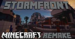 "Minecraft: ""Stormfront"" Call of Duty: Ghosts Multiplayer Map Remake Minecraft"