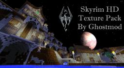 Skyrim HD Texture Pack By Ghostmod Minecraft