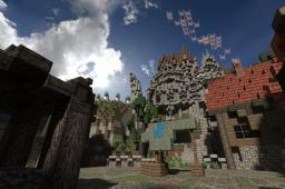 The Kingdom of Transylvanilla Minecraft Map & Project