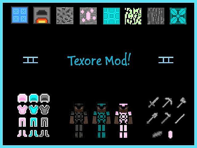 Texore Logo