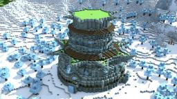Temple of Arcaina Minecraft Map & Project